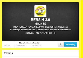 TWITTER BERSIH 2.0