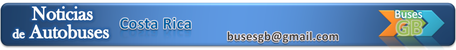 Noticias de Autobuses Costa Rica