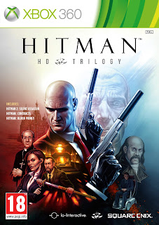 Hitman HD Trilogy  Xbox 360 NTSC