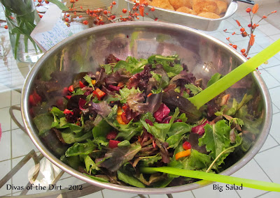 Divasofthedirt, big salad