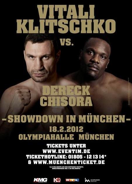 chisora klitschko fight