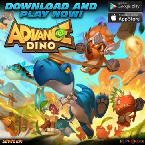 Advance Dino Roars Its Way to Android and iOS