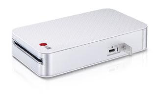 Se aprecia el puerto Micro USB