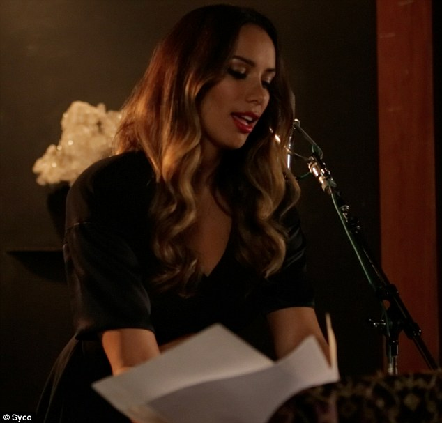 Leona Lewis singing music entertainment