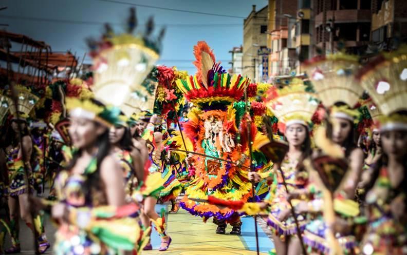 Carnaval orureño