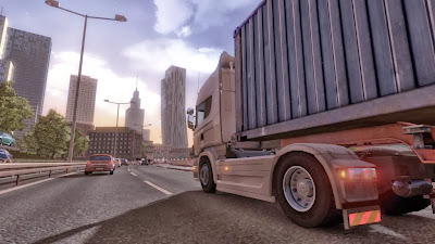 EURO TRUCK SIMULATOR 2 GOING EAST Highly Compressed ISO File