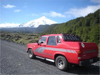 Vulcão Villarrica - Pucon - Chile