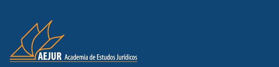 AEJUR | Academia de Estudos Jurídicos