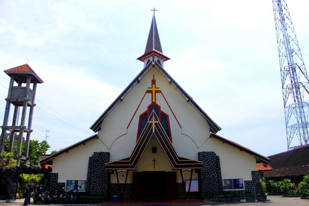 Paroki Hati Kudus Maria yang Tak Bercela Boyolali