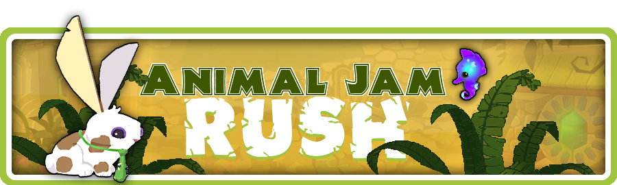 Fuzzy Shyivy's Animal Jam Rush - The Best Animal Jam Cheats and more!