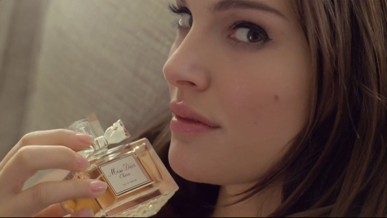 Dior commercial