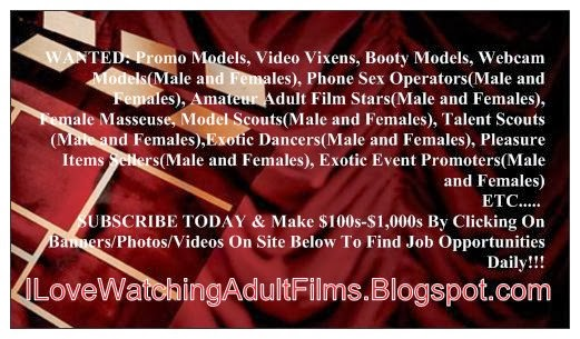 How to earn money in the Adult Entertainment Business ILoveWatchingAdultFilms.Blogspot.com