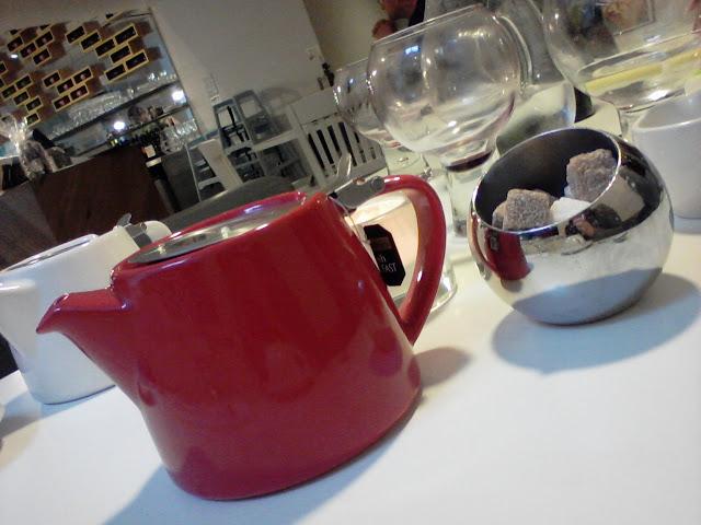 Ask tea