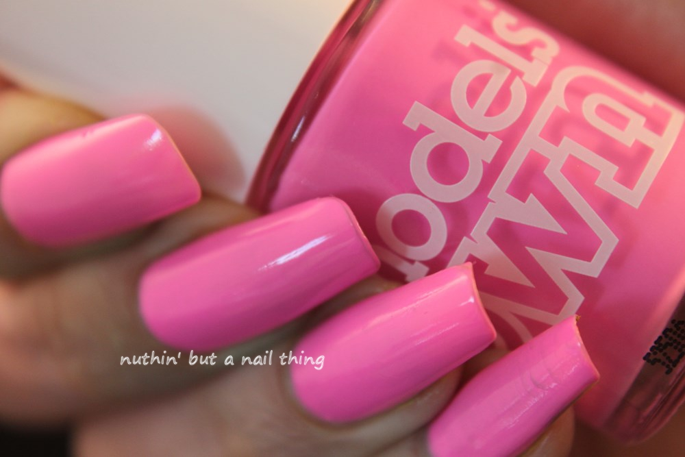 Models Own - Polish for Tans - Malibu Pink