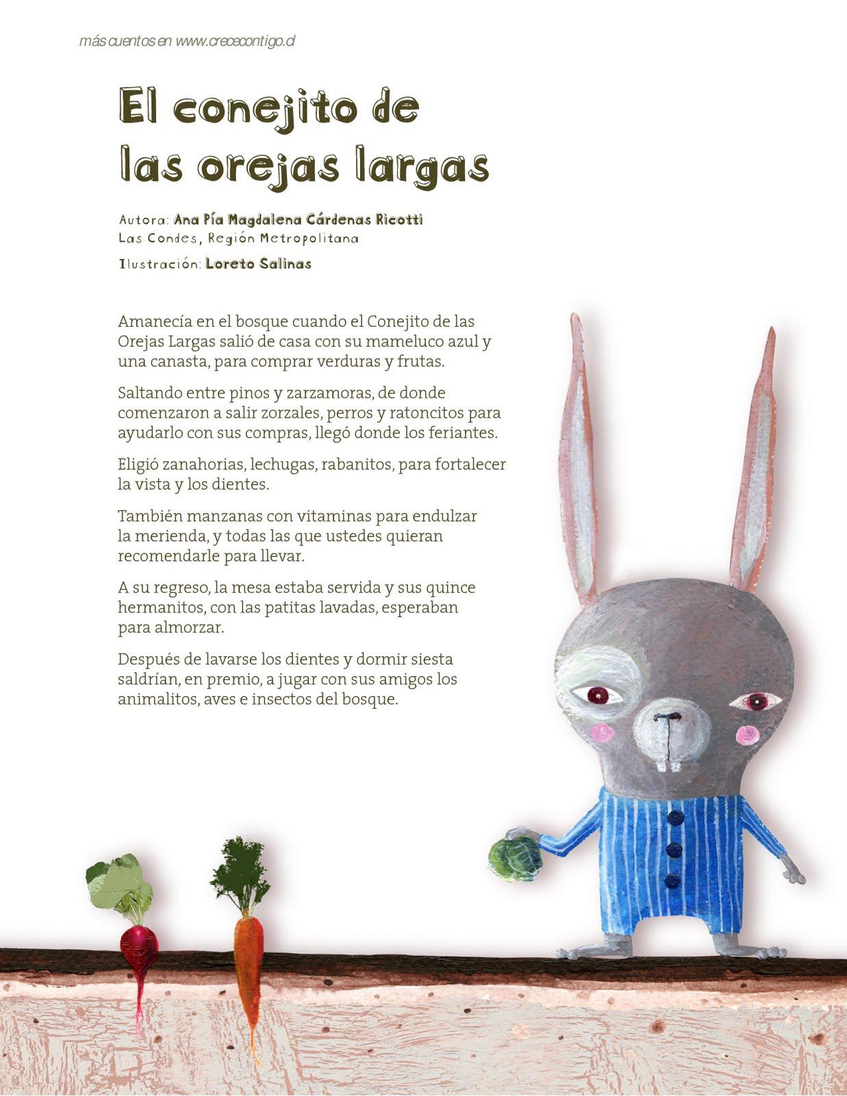 Ideas para educaci n de p rvulos cuentos cortos - Cuentos de navidad para ninos pequenos ...