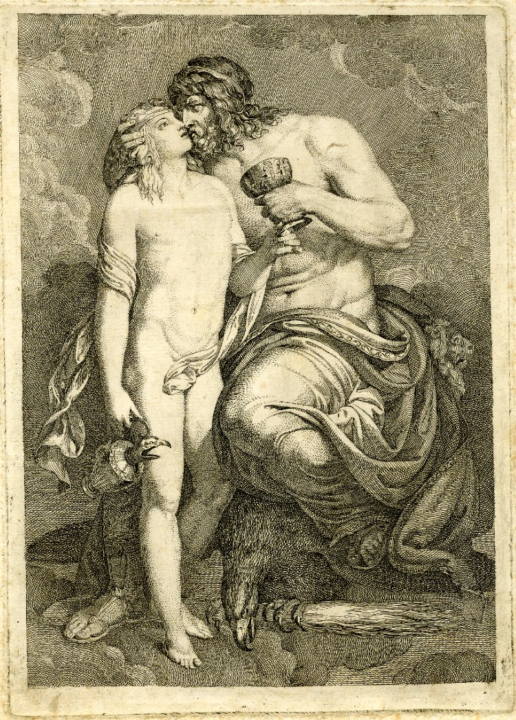 Зевс и Ганимед: гомоэротика мифа