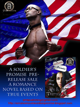 "PRE-ORDER ""A SOLDIER'S PROMISE"""
