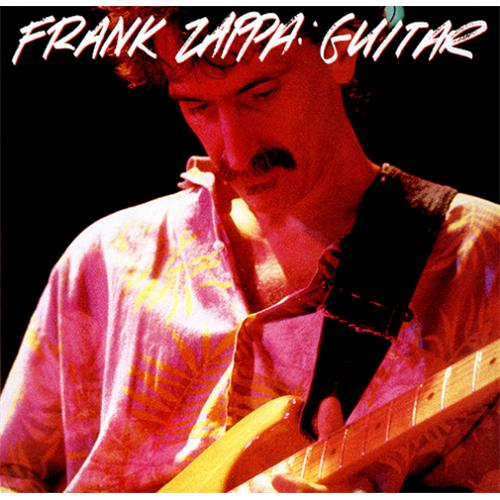 23rd Track: Frank Zappa - Guitar