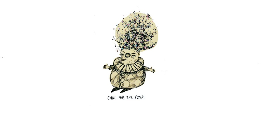 Carl has the Funk