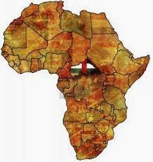 """il """"sinistro"""" Hollande porta guerra umanitaria nella Repubblica Centro Africana, neocolonianismo"""
