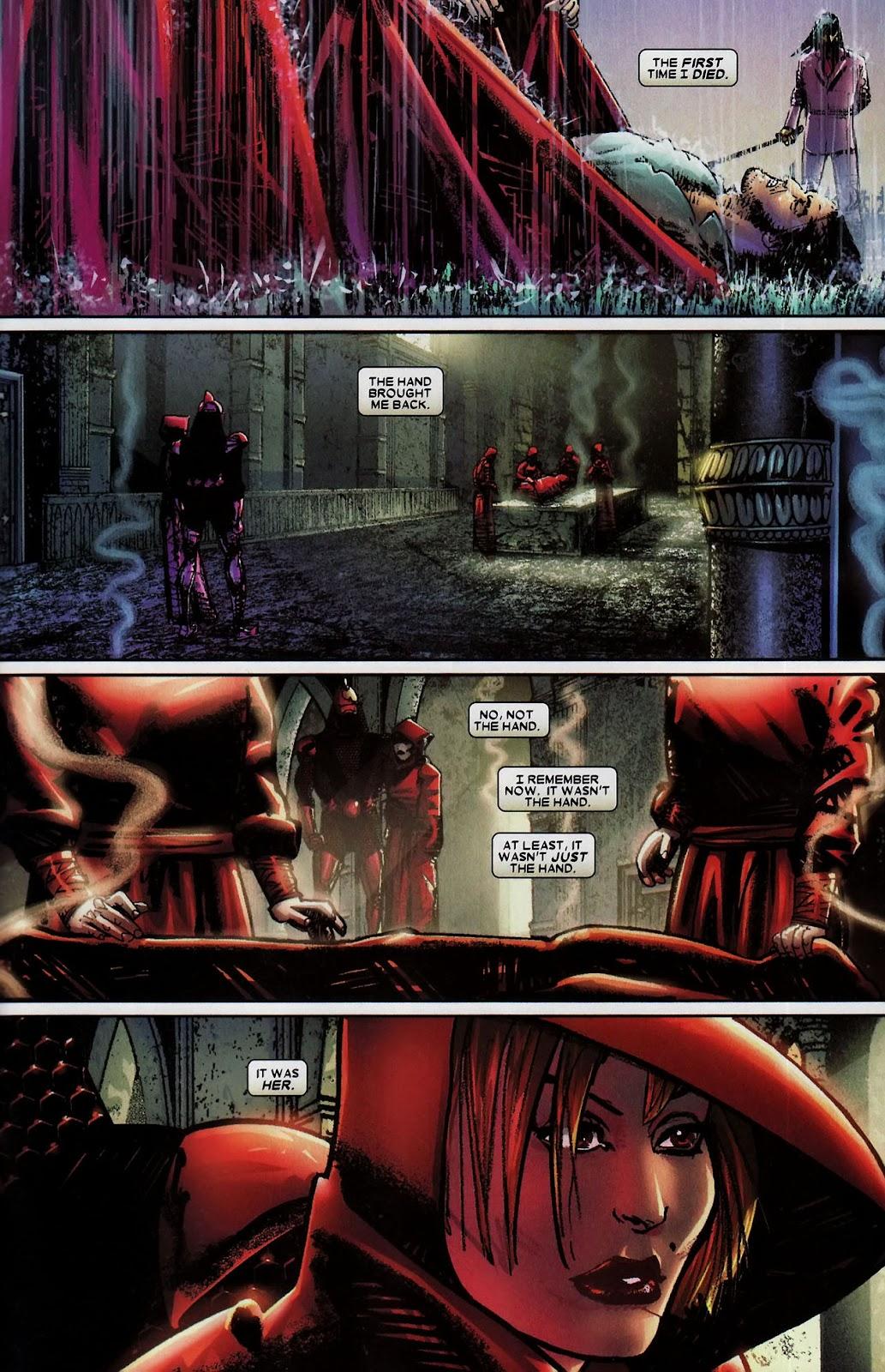 Read online Wolverine (2003) comic -  Issue #59 - 20