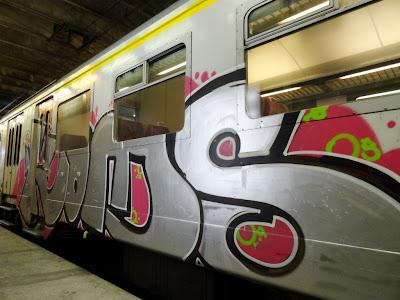koms graffiti