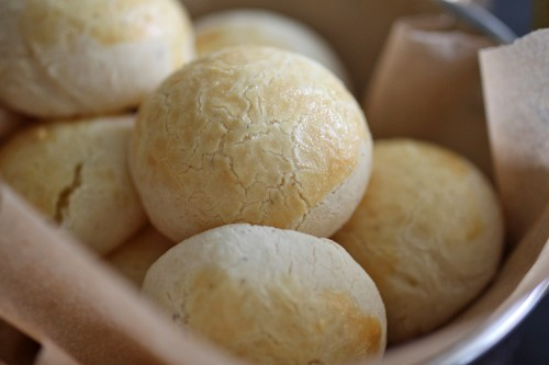 ... The World: Brazilian Cuisine-Pao de Queijo - Brazilian Cheese Bread