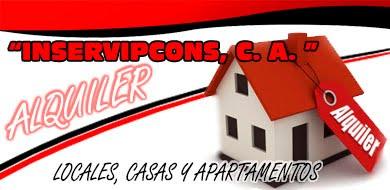 Alquiler Locales, Casas y Apartamentos