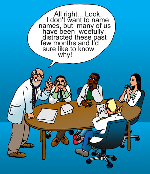 distraction lab When you think of going green in the laboratory, does it sound like a distraction  the truth is that there are big benefits to updating your lab.