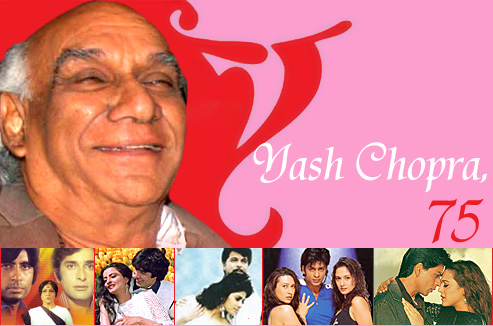 Yash Chopra died