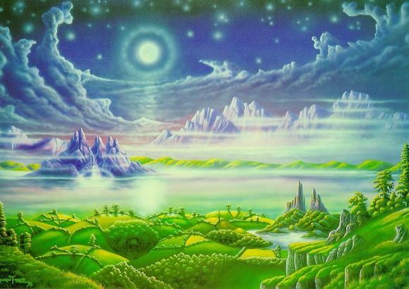 gambaran surga