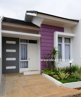 Fasad Rumah Minimalis 3