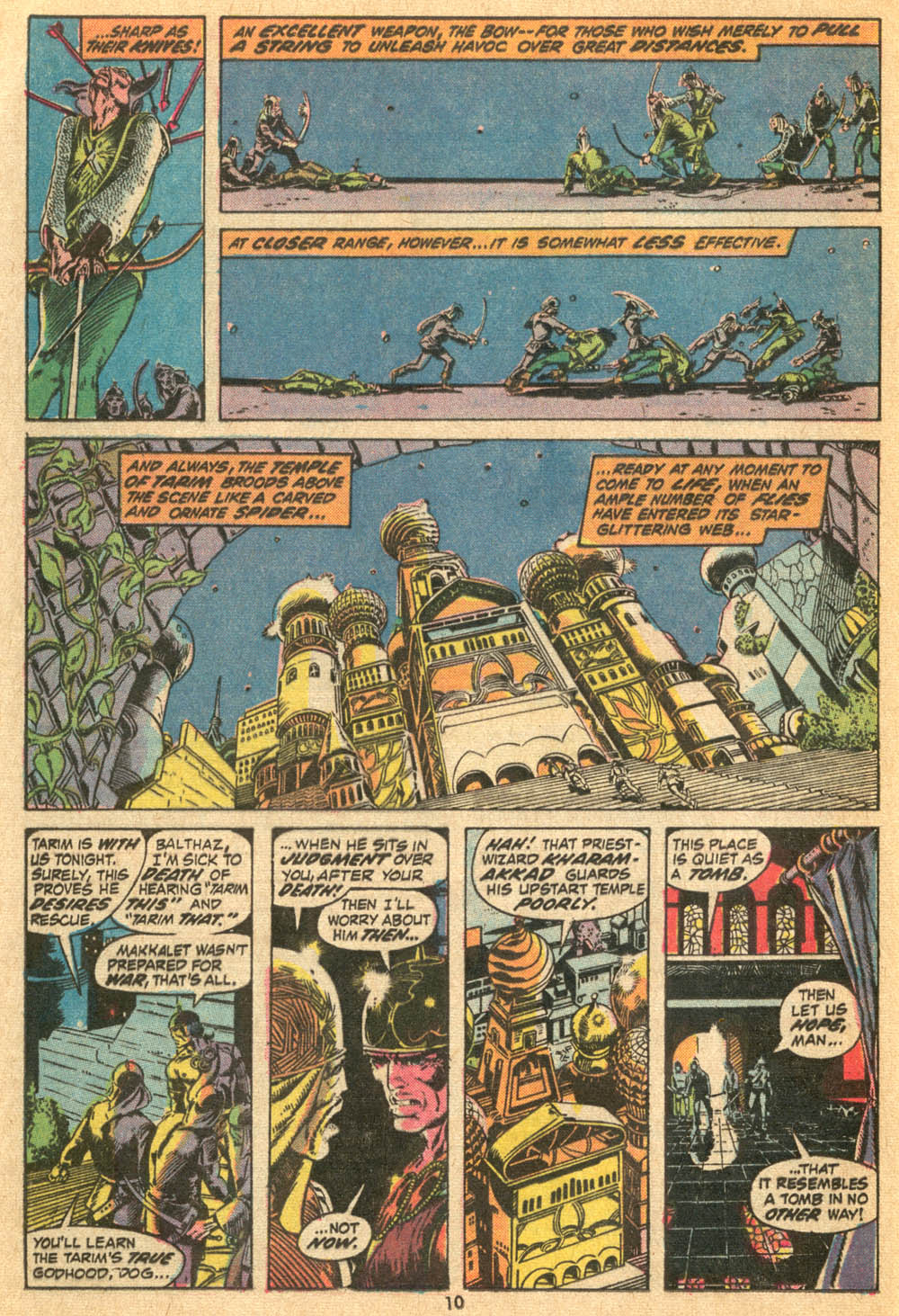 Conan the Barbarian (1970) Issue #20 #32 - English 8