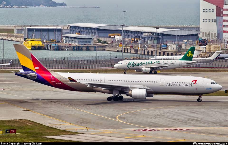 Máy bay Asiana Airlines chở nhầm hành khách
