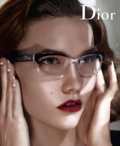 Dior Glasses Frames Cat Eye : Pret-a-Porter: Not Made to Measure: The Crave: Dior Cat ...