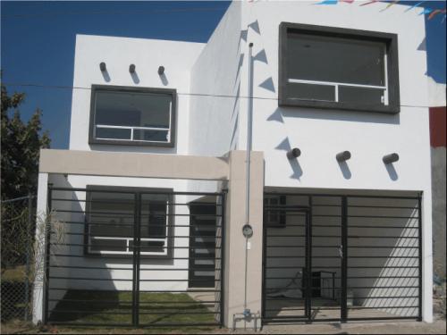 Mi casa mi hogar abril 2013 for Diseno de frente de casa pequena