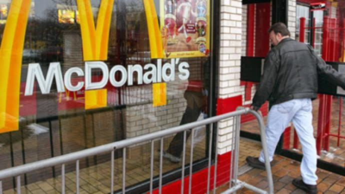 Tak Penuhi Standar Makanan, Rusia Tutup 4 Restoran McDonald's