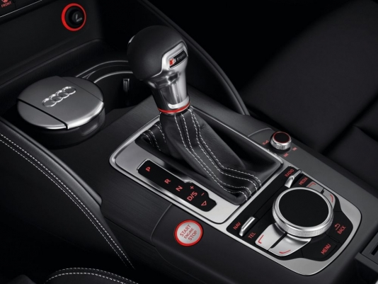 Inside photo of Audi S3
