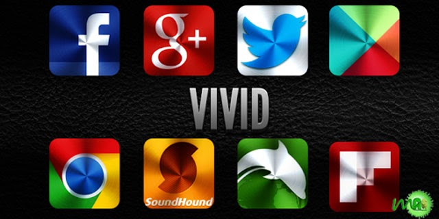 Icon Pack - VIVID 2.2.1 apk