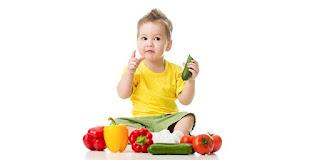 Anak balita susah makan