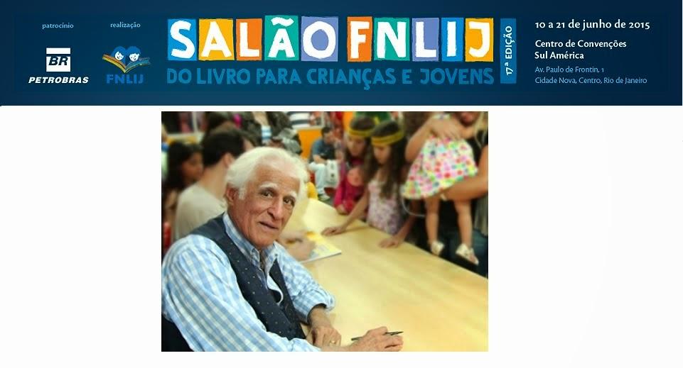 17º Salão FNLIJ do Livro para Crianças e Jovens.