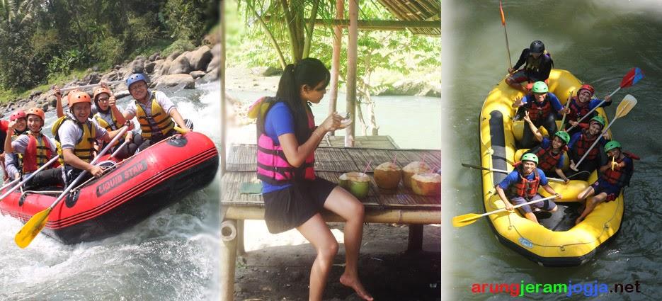 Arung Jeram Jogja Rafting Yogyakarta
