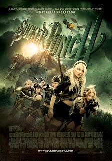 Sucker Punch Subtitulos Español DVDRip Online