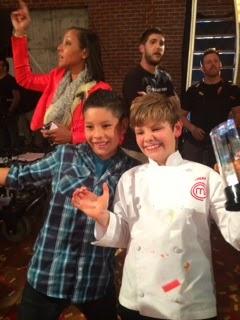 Logan Winner MCJ Memphis Season 2 Logan Guleff Winner MasterChef Junior Season 2