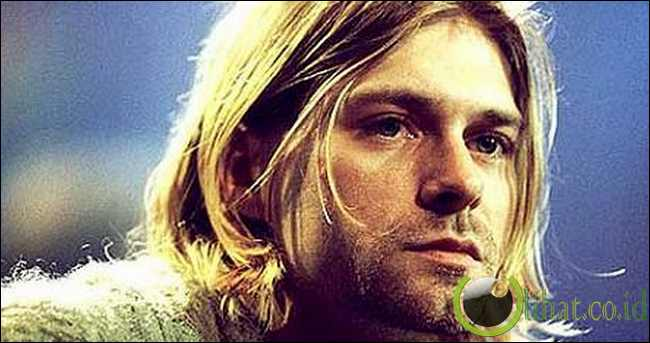 Kurt Cobain Nirvana April 8, 1994