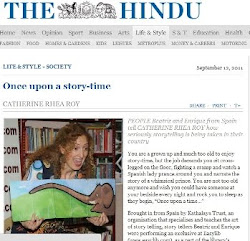 Peridico The Hindu (India), otro artculo