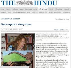 Periódico The Hindu (India), otro artículo