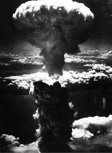 La bomba atomica en la Segunda Guerra Mundial