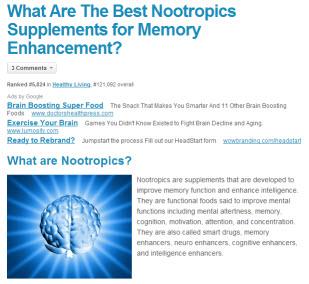 Memory loss drug image 2