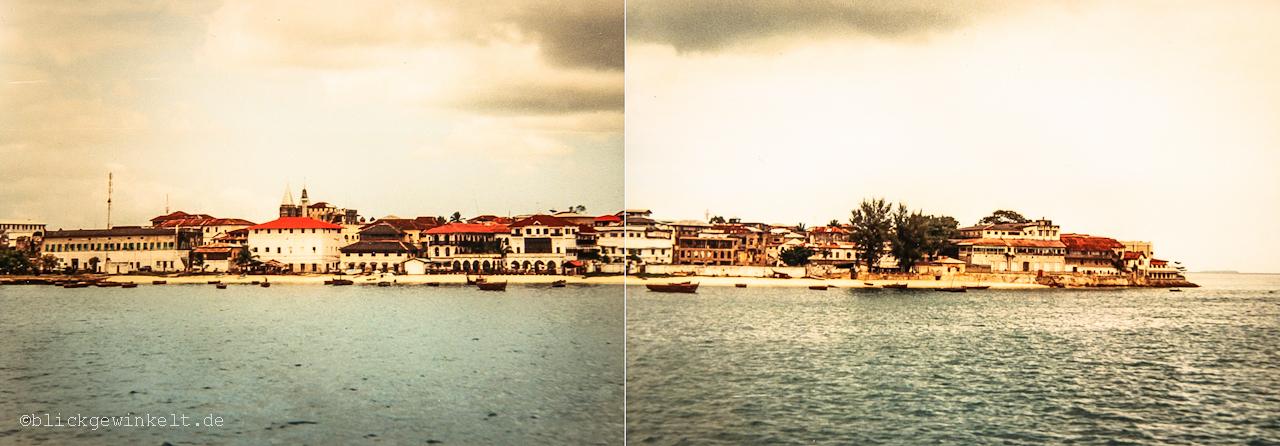 Panorama Stonetown, Sansibar